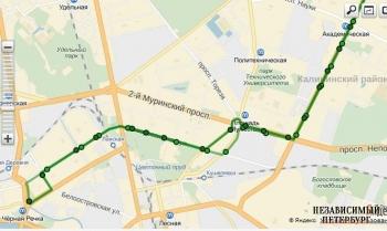 Карловых маршрутки от метро озерки до метро лесная для обработки кузова